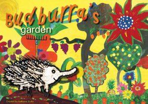 Book cover Budburra's Garden