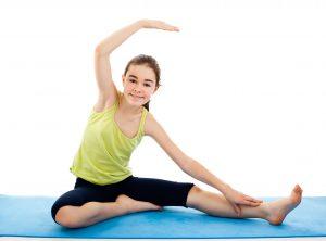 yoga for exam stress