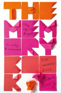 The Memory Book is among the titles to be donated by Hachette in Term 1, 2017
