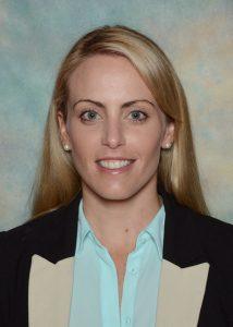 Miss Kate Bailey, teacher, Holroyd High