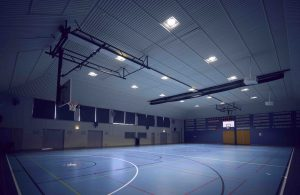tar of the Sea College upgraded to Shine On LED tubes, highbays, backlight panels and globes.