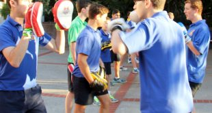 Boxercise St Pius