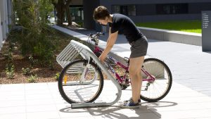 Photo: Cora Bike Racks
