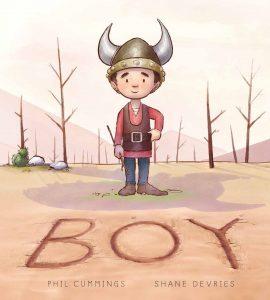 Boy. By Phil Cummings