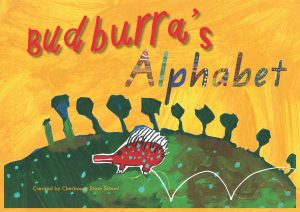 Book cover Budburra's Alphabet