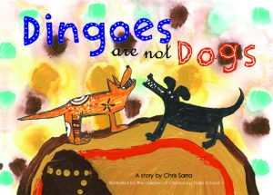 Book cover Dingoes are not Dogs