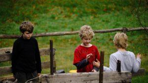Candlebark students enjoying the acres of school grounds