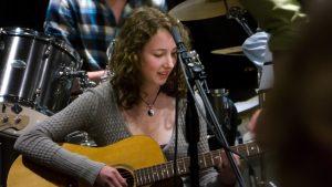 Music performance at Candlebark School