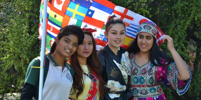 Multicultural Day at Holroyd High