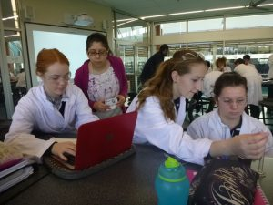 JMSS Regional Science Exchange participants