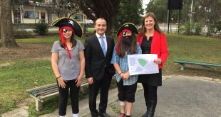 James Merlino at Belgrave Primary School
