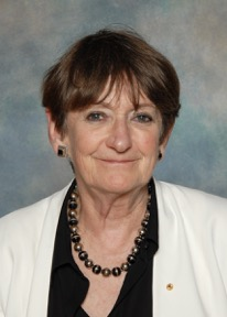 Dorothy Hoddinott, principal Holroyd High