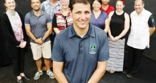 Broome Senior High School teacher Ken Goatley is a WA Premier's Secondary Teacher of the Year finalist.