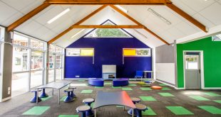 Innovative Learning Spaces at Ellerslie School