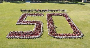 An advancedlife 50th Anniversary shot at Pittwater High School