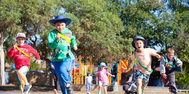 Camp Australia activities