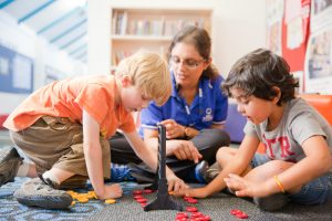 Concentration and social skills are important learning outcomes