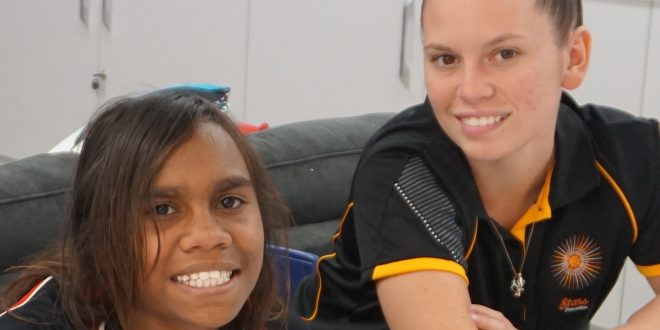 Star Foundation in action at Tennant Creek