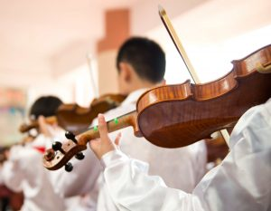 The arts found to be highly valued in Chinese education