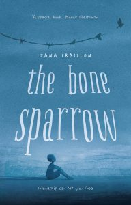 The Bone Sparrow is among the titles to be donated by Hachette in Term 1, 2017