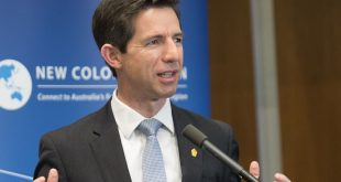 Education minister, Simon Birmingham