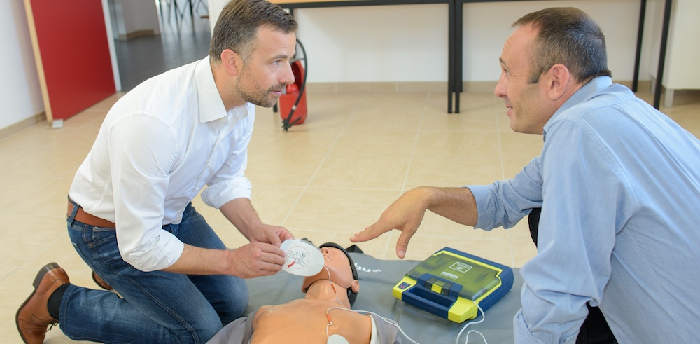Photo of Equipping schools for cardiac arrest in young people