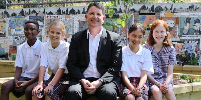 Principal, Wayne Haworth