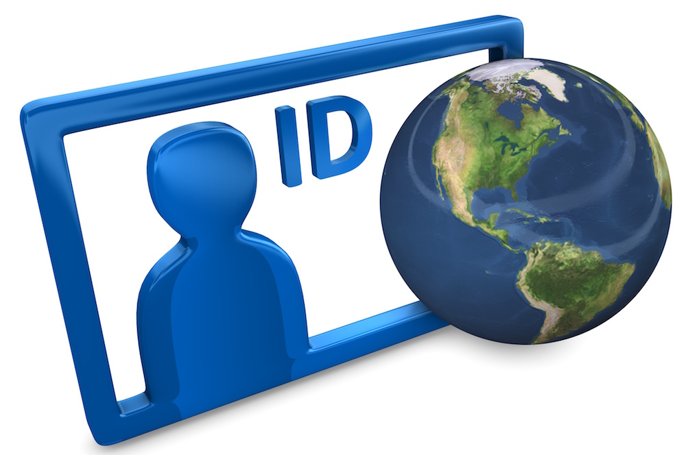 Internet ID data protection