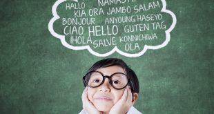 school language class