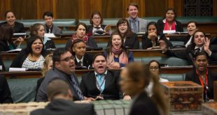National Indigenous Youth Parliament