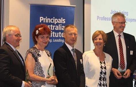 Photo of Principals Australia Institute launches 2017 John Laing Awards