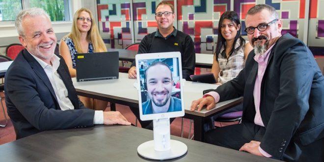 Robots telepresence