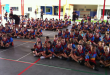 Adam Voigt opening Rosebery Primary School
