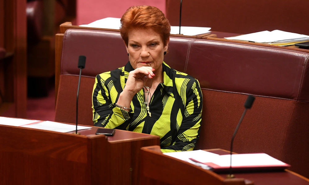 Photo of Pauline Hanson is wrong, inclusive education is right