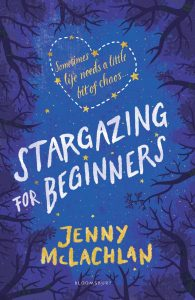 Stargazing for Beginners By Jenny McLachlan