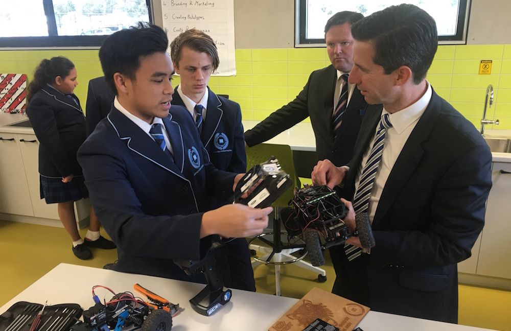Photo of The sky's the limit for WA students