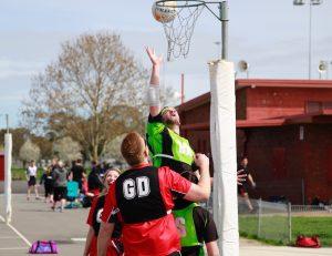 netball Victorian teachers games