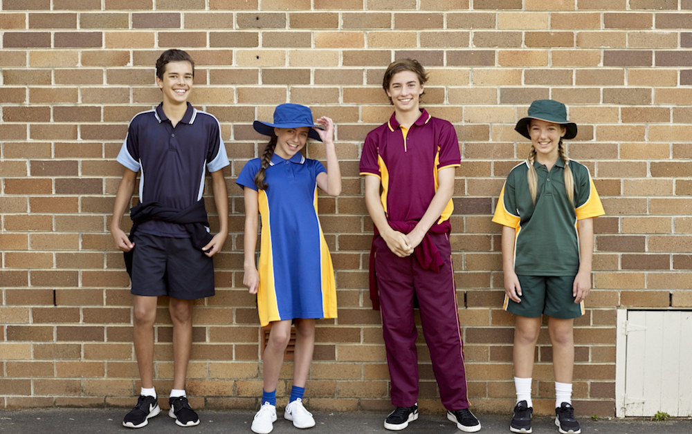 Photo of School uniforms: enhancing school identity or a discriminatory tool?