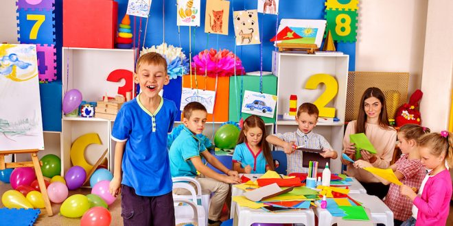 Is Classroom Decoration A Learning Aid Or A Distraction?