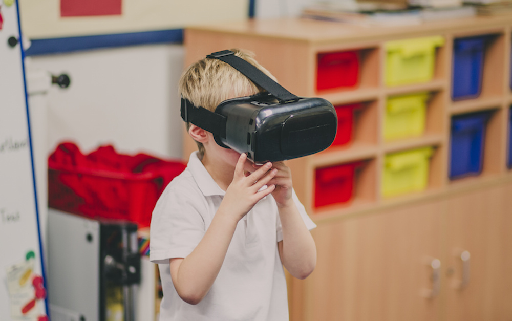 Photo of Is the virtual reality revolution upon us?