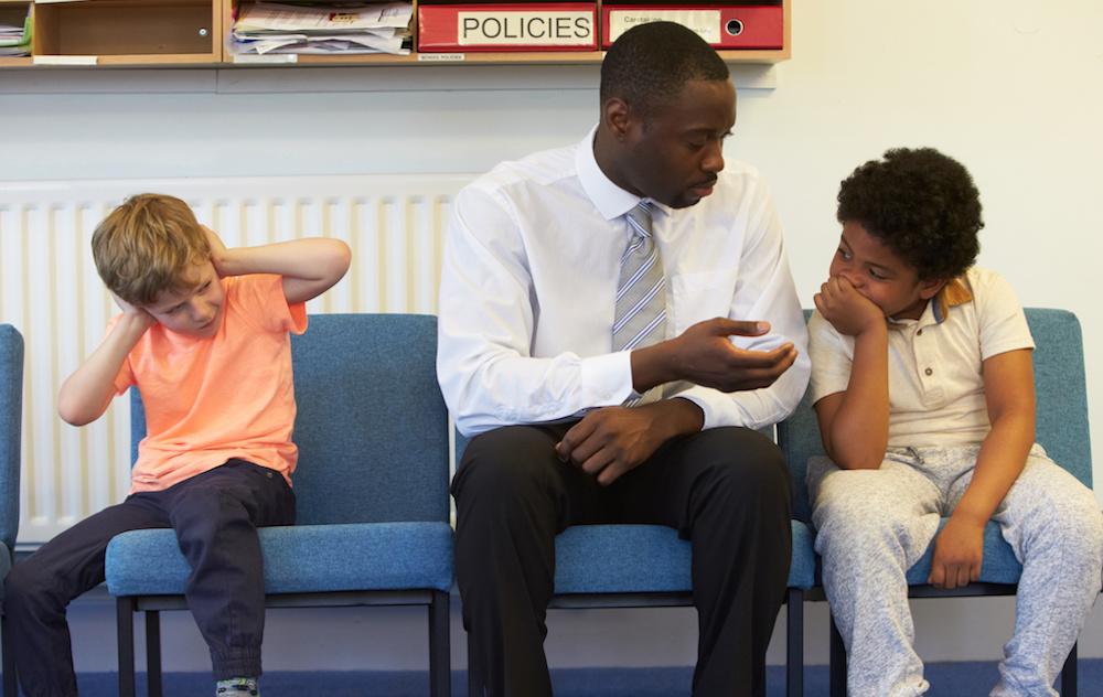 Photo of Teaching empathy through affective language