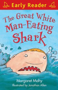 The Great Man eating shark