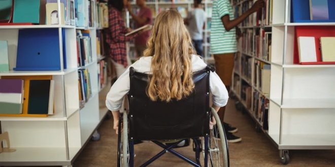 student disability funding