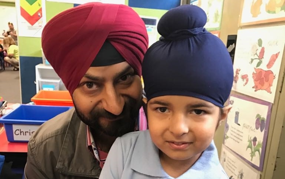 Photo of Tribunal overrides Christian school's turban ban