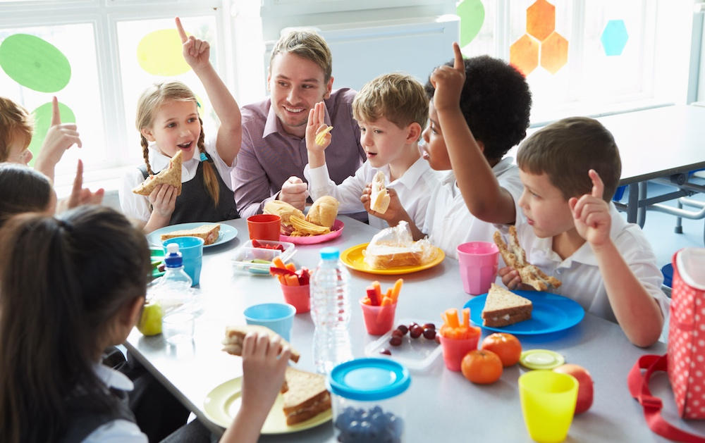 Photo of School leaders influence canteen culture