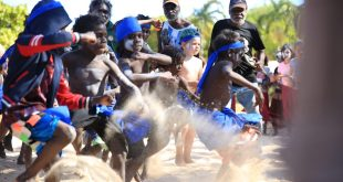 Cultural music and dance is strong in Maningrida