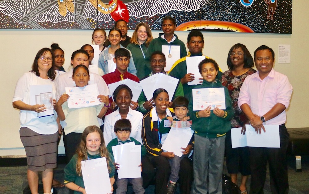 Photo of Remote Aboriginal school takes out science award with bush medicine