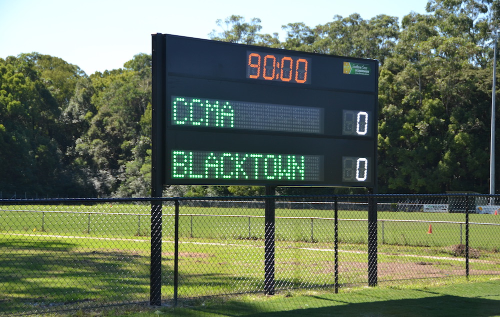 Photo of LED scoreboards enhance atmosphere and sports engagement