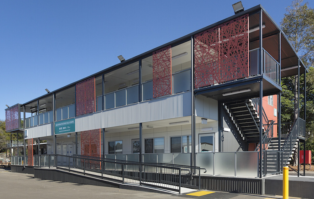 Photo of Modular classrooms: versatility, comfort and style