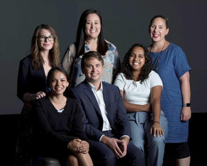 Photo of National Indigenous STEM award winners announced